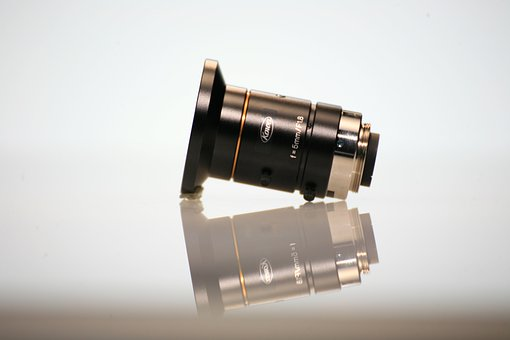 Kowa, Lense, Lenses, C-mount, Photography, Iris