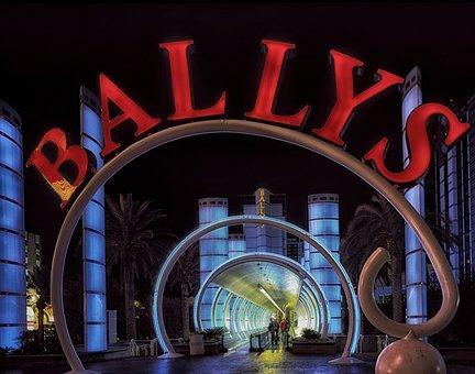 Bally's, Las Vegas, Nevada, City, Cities, Hotel, Resort