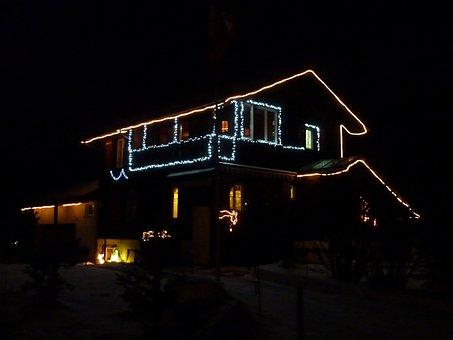 Lighting, Light, Christmas, Christmas Time, Lights