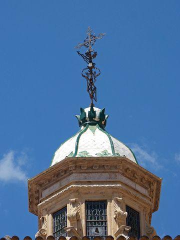 Cupulín, Literna, Architecture, Baroque