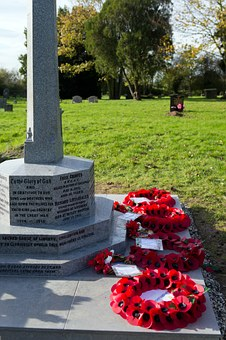 War, Memorial, Military, Remembrance Sunday