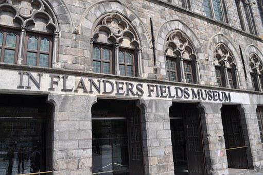 In Flanders Fields Museum, Ieper, Museum