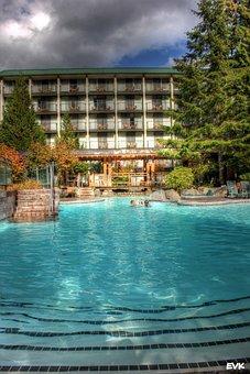 Natural, Hotsprings, Pool, Hotel, Relaxing, Recreations