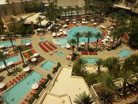 Hotel, Las Vegas, Uu, Travel, Tourism