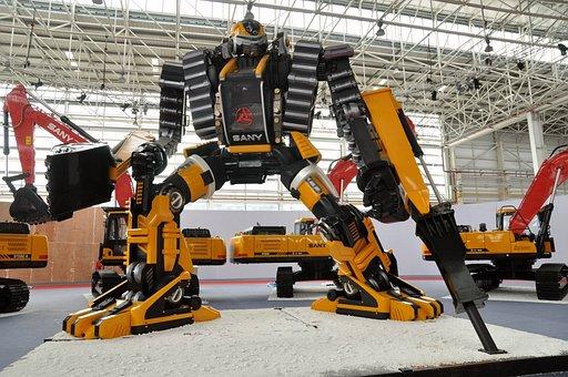 31 Robot, 31 Heavy Industry, Robot, Explanation