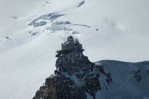 Jungfraujoch, Shinx, Alpine
