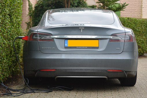 Electric Car, Car, Charging