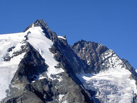 Grossglockner, Franzjosef Height, Carinthia, Mountain