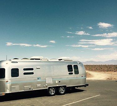 Air Flow, We, Caravan, Death Valley, Desert, Travl