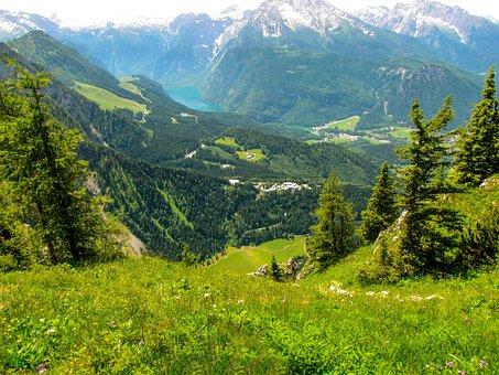 Berchtesgaden, Kehlsteinhaus, Alps, Germany, Bavaria