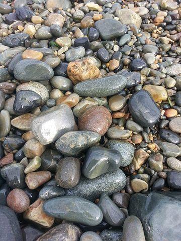 Mongdong, Waves, Purification, Stone, Water, Beach