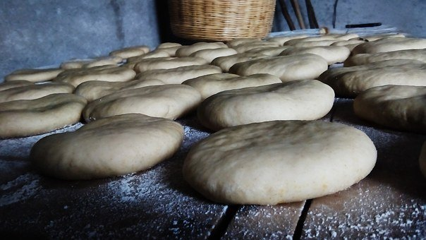 Bread Of Dead Mexico, Preparation Of Dead Bread, Bread