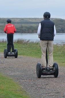 Segway, Getting There And Getting Around, People