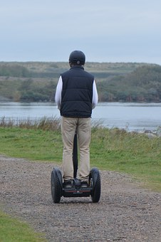 Segway, Getting There And Getting Around, Man