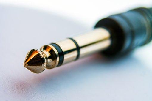 Plug, Connection, Technology, Equipment, Sound, Music