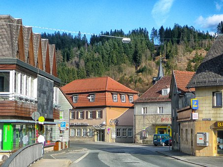 Steinwiesen, Germany, Buildings, Town, Village