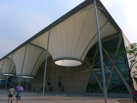 Taiwan, Kaohsiung, Big East, Art Gallery