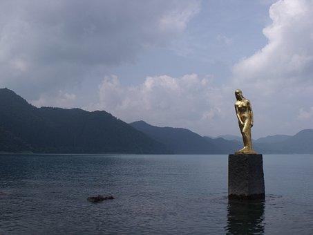Akita Prefecture, Lake Tazawa, After This Princess