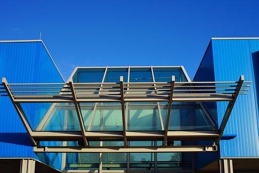 Building, Architecture, Facade, Modern, Glass