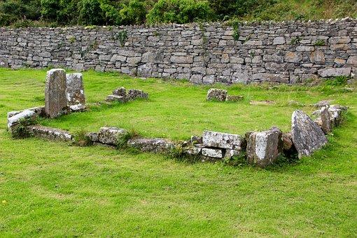 Open Grave, Graveyard, Burial Ground, Cemetery, Death