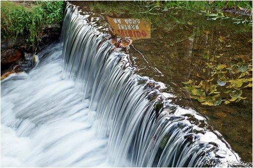 Water, Waterfall, Dagua Mirror, Nature, Rio, Cascade