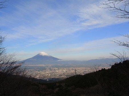 Mt Fuji, Otome Toge, Fujinomiya