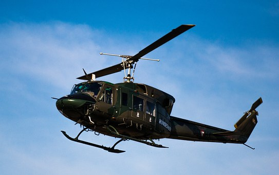 Helicopter, Federal Army, From 212, Flying Machine