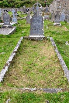 Open Grave, Graveyard, Death, Grave, Cemetery, Dead