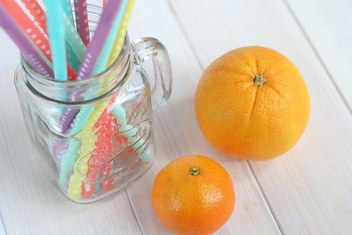 Mandarin, Orange, Southern Fruits, Tropical Fruit