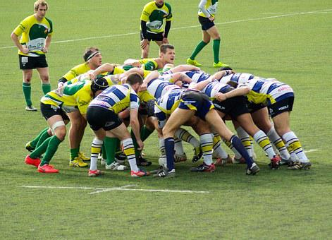 Rugby, Melee, Players, Match