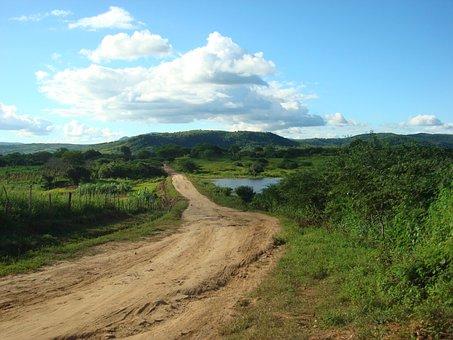Rural, Road, Uiraúna-pb