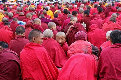 Buddhism, The Monk, Spirituality, Celebration