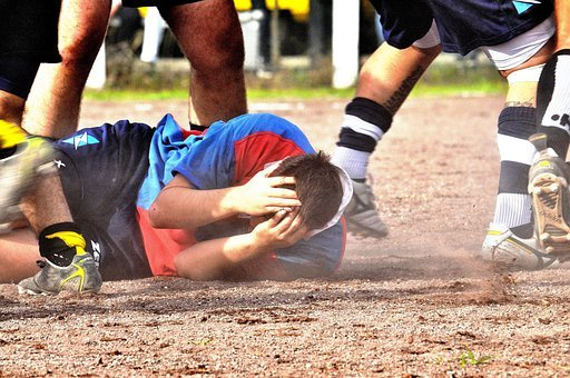Rugby, Sport, Tackle, Fair Play, Third Time