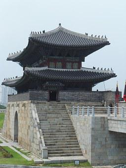 Suwon, Suwon Hwaseong, Castle