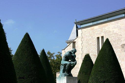 The Thinker, Rodin, Rodin Museum