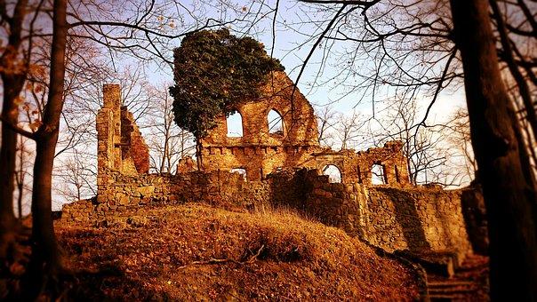 Castle, Książ, Zamek, Wałbrzych, Walbrzych, Silesian