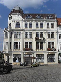 Zámecké, Teplické, Teplice, Building, City