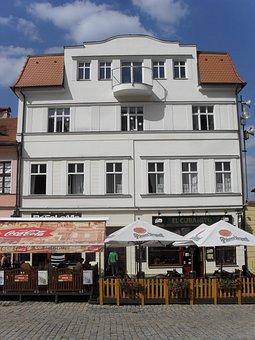 Teplické, Zámecké, Teplice, Building, City