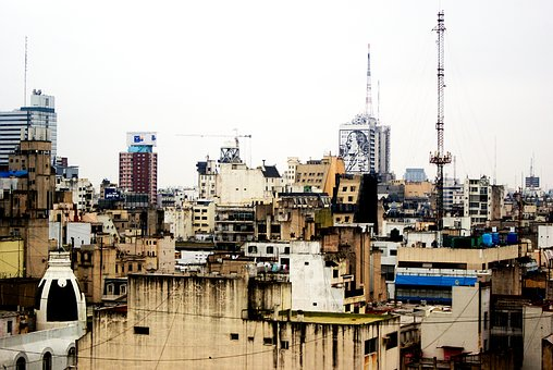 Buenosaires, City, Buildings