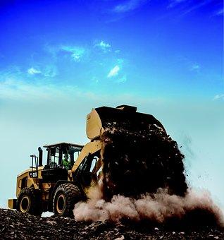Caterpillar, Bulldozer, Build, Leanamn, 950gc