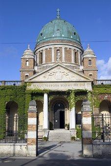 Mirogoj, Zagreb, Croatia, Architecture, Building, City