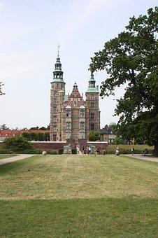 Rosenborg Castle, Copenhagen, Capital, Denmark