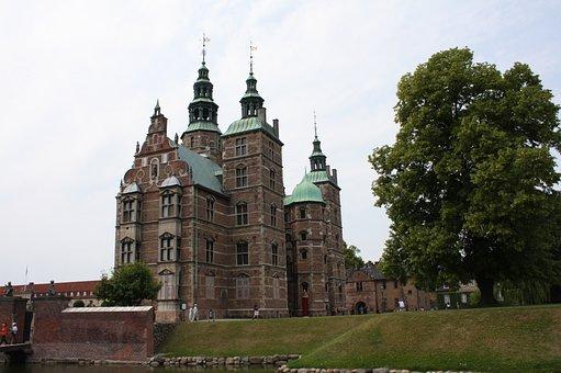 Rosenborg Castle, Denmark, Places Of Interest, Capital