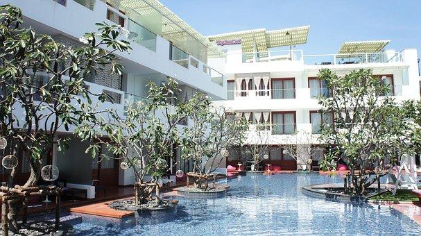 Thailand, Hotel, Hua Hin