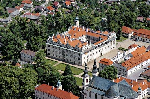 Litomyšl Chateau, Renaissance Monument