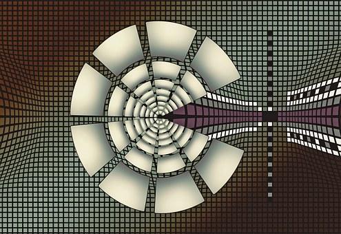 Graphics, Design, Clipping Wheels, Radiata