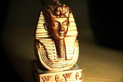 Tutankhamun, Tutankhaton, Pharaonic, Egypt, Figure