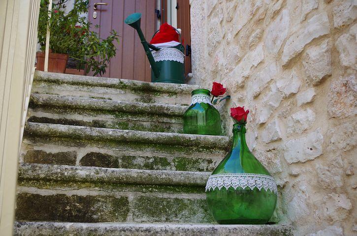 Cisternino, Itria Valley, Borgo, Puglia, Apulia, Lanes