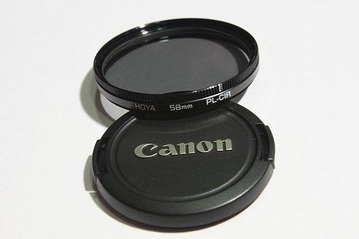 Polarizer, Photography, Lense, Circular, Dslr, Filter