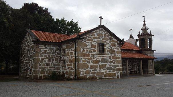 Church, Portugal, Architecture, European, Catholic